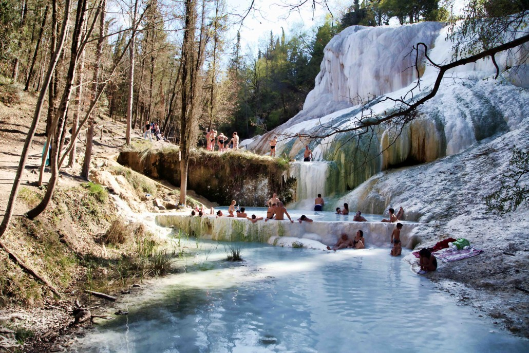 Relax In Italy S Best Hot Springs For Free