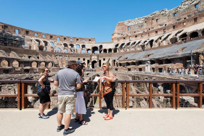 Colosseum-arena