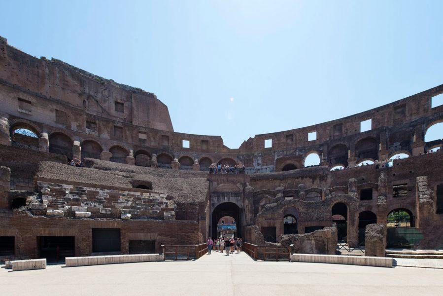 Colosseum-Gladiators'-Gate