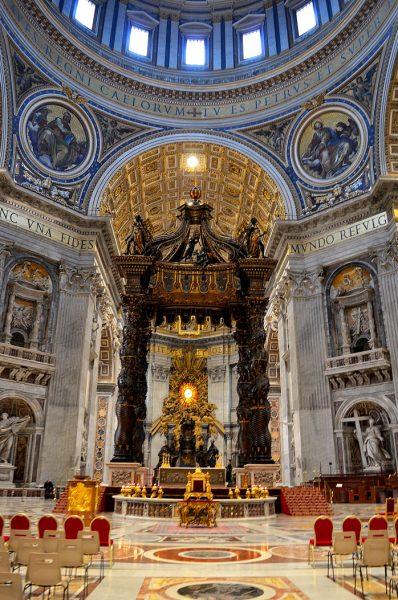 Sant-Peter's-Basilica-